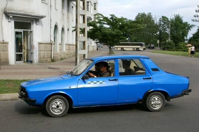 走进朝鲜,朝鲜交通规则知道多少?