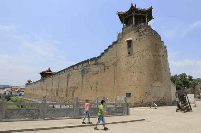 山西这一古村,称中国历史文化名村,也被称中国乡村第一城
