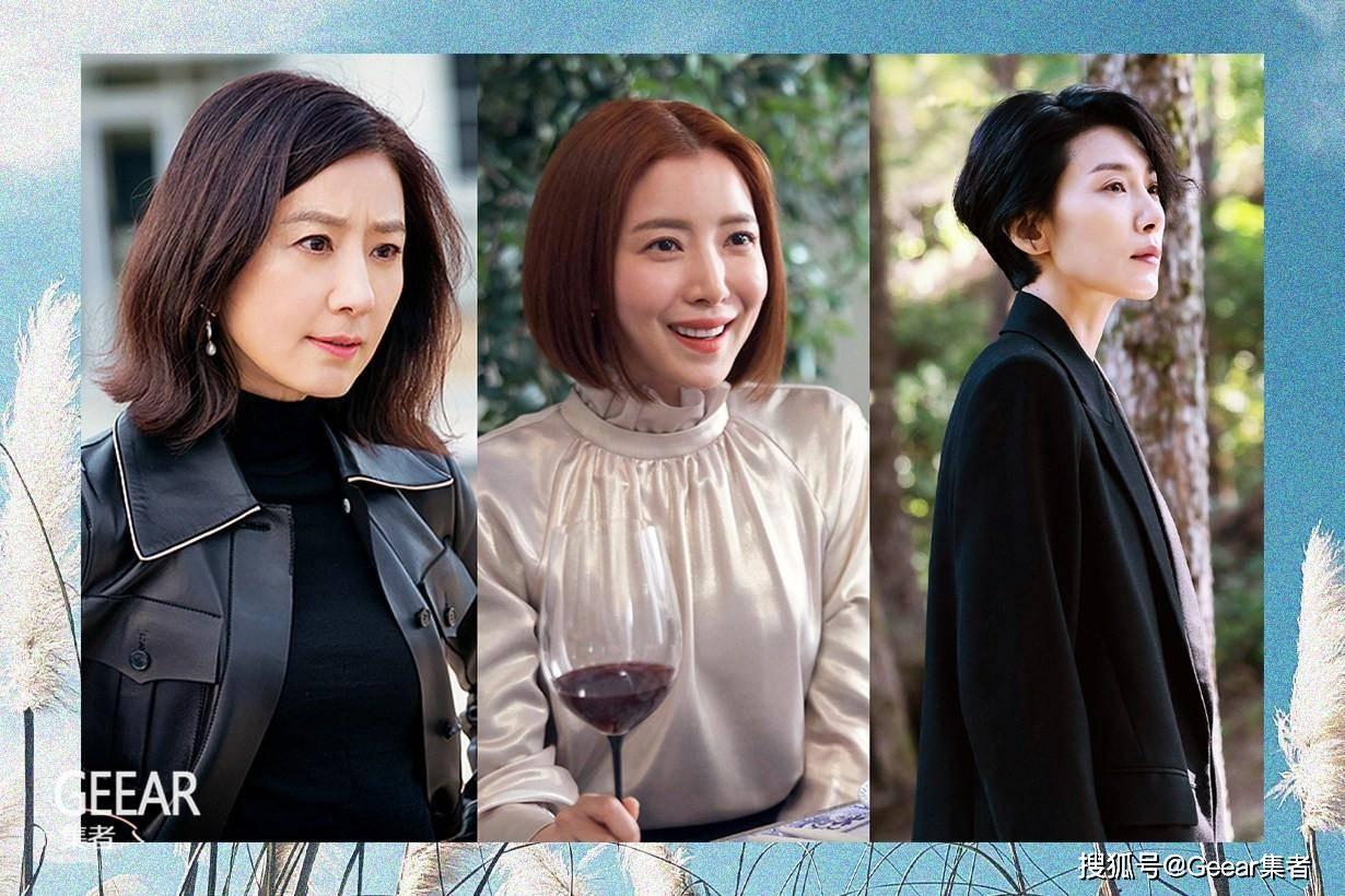 金瑞亨:韩国冻龄美女演员当道!除了《夫妻的世界》金喜爱外还有她们!,