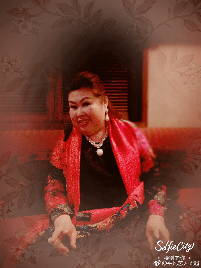 合作原创她200斤却被赵本山赏识 入行30年只演悍妇,至今无人敢娶