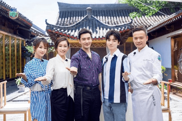 《中餐厅》第四季即将在国内录制,你最期待的明星阵容是什么?