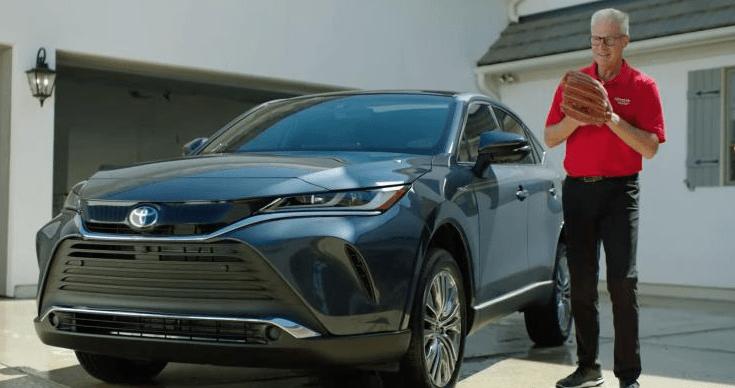 相当高级的5座丰田SUV发布,这两款新车特别适合中国好男人!
