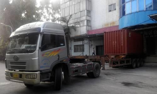 广州集装箱运输广州码头集装箱运输