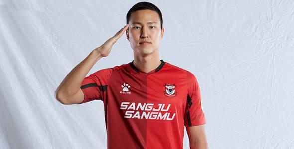 韩K联 尚州尚武VS光州FC