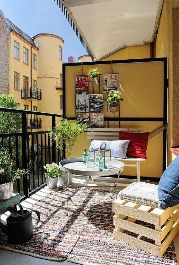 """原创             16个创意""""花园阳台""""设计,没露台没院子,那就把阳台整得美美的"""