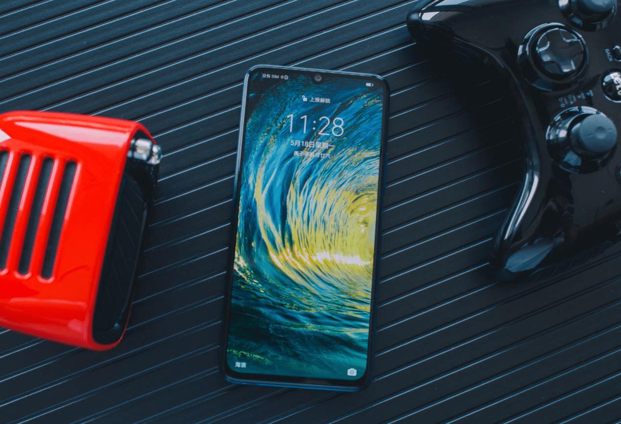 华为畅享Z:5G双模六频段+覆盖三大运营商5G频段