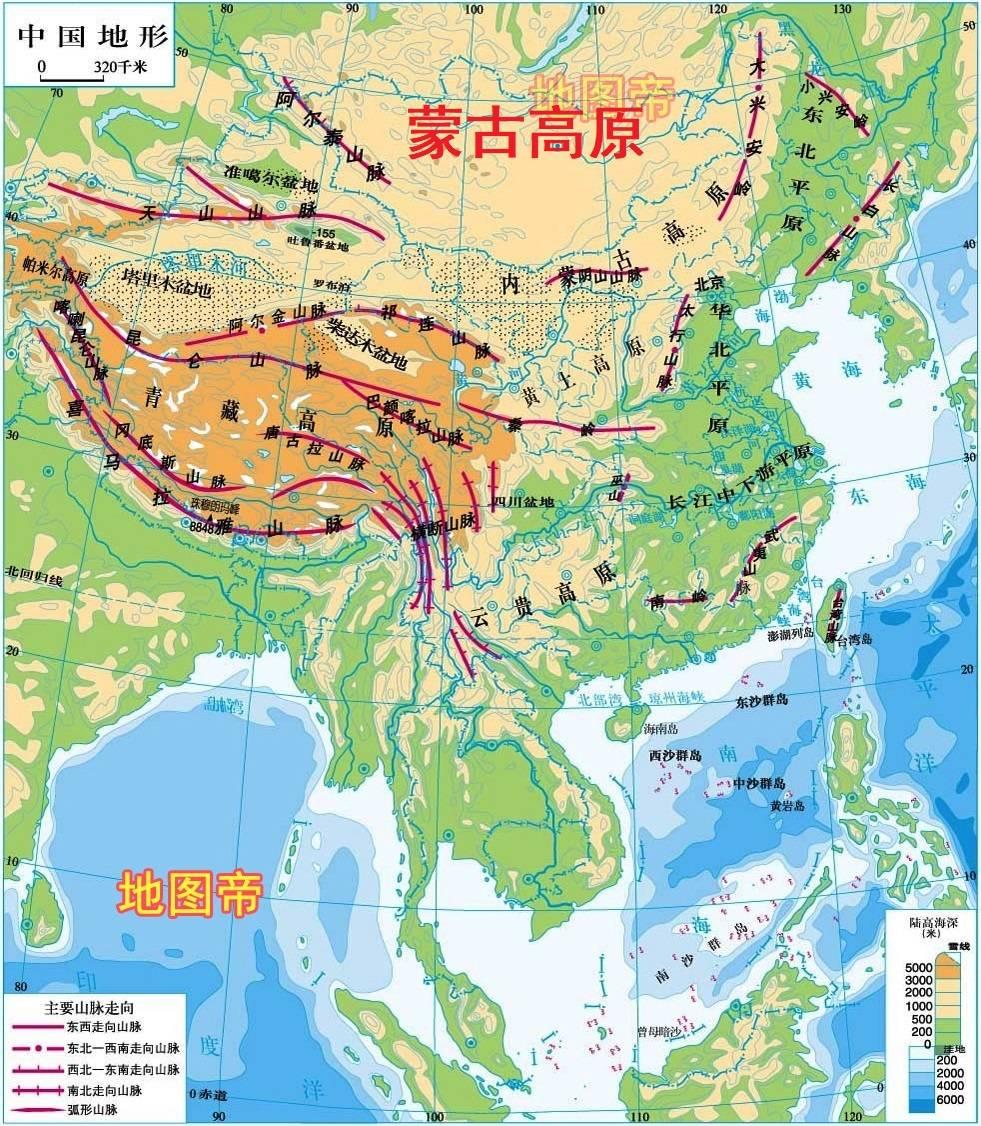 中国古代面临的军事威胁,为何多来自蒙古高原?