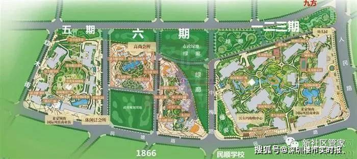 高淳红山学院规划图