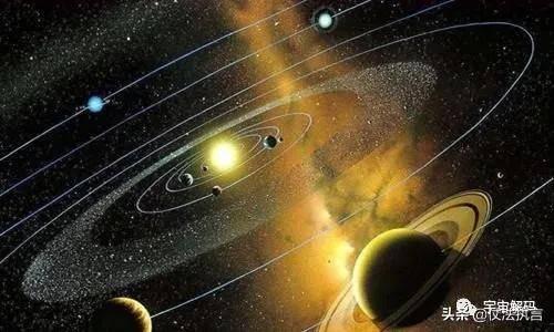 拿到太阳系史碎片
