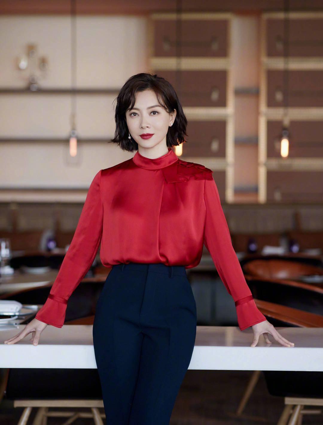 陈数,一个让角色充满高级感的女演员,四十加也很飒很美