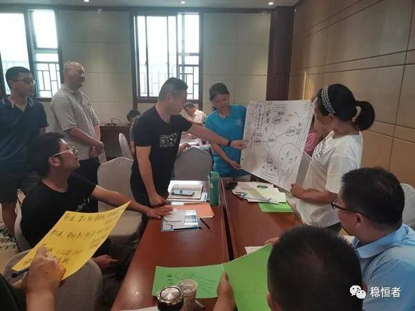 第二届安徽省水环境保护行动网络交流会圆满召开