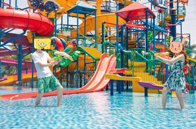六一遛娃攻略!游乐园、海洋馆、水上乐园...全都帮你们找齐了