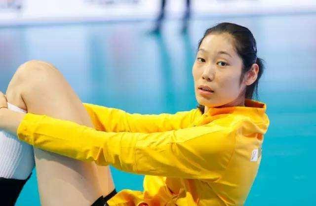 """""""奔跑的前浪""""朱婷:希望能够参加三届奥运会"""