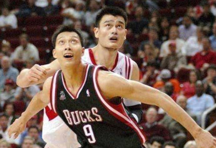 说到NBA大家想到的都是许多国外的球星