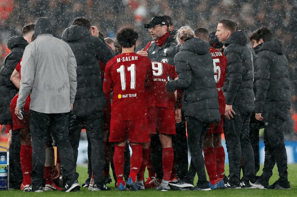 利物浦复赛展望:尚未进入比赛状态 全队等待捧杯