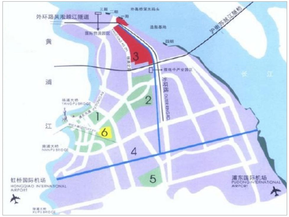 外高桥保税区2018经济总量统计_上海外高桥保税区