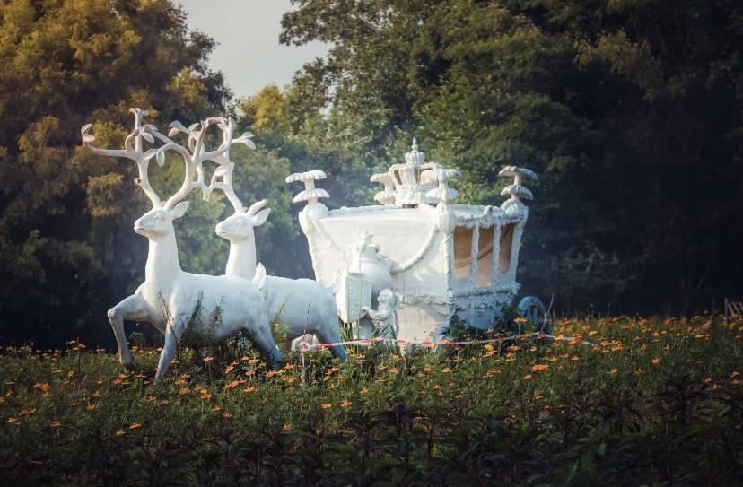 不出重庆出游欧洲,还有宫崎骏的童话色彩,这一梦幻景区满足你