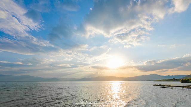 距昆明70公里,被誉为云南人的马尔代夫,你想来看一次日落吗?
