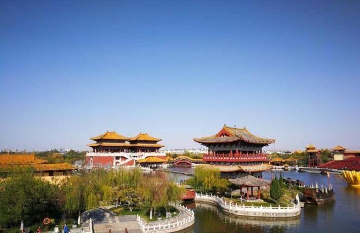 河南省十大最具特色的旅游景点,安阳独占三个,你去过几个