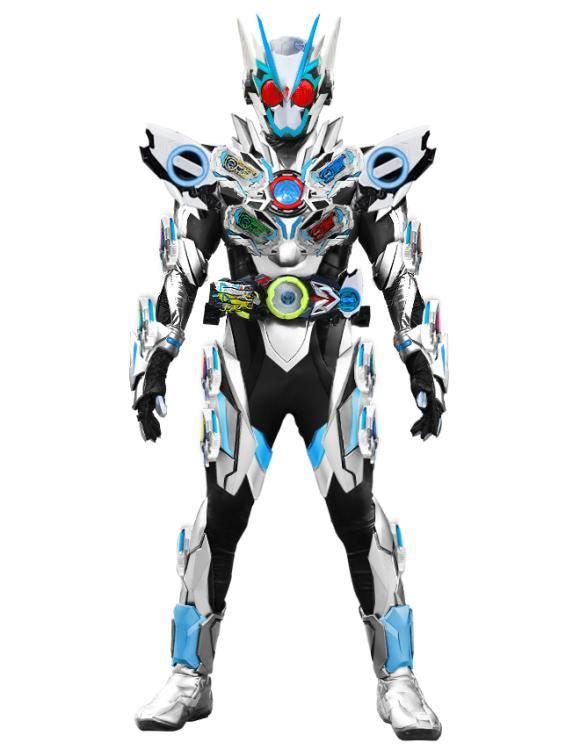 假面骑士01 对比大神设计的最终形态,你认为那个最帅