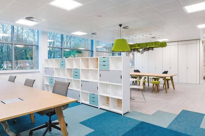想装修出漂亮办公空间,这几点不可少!(图2)