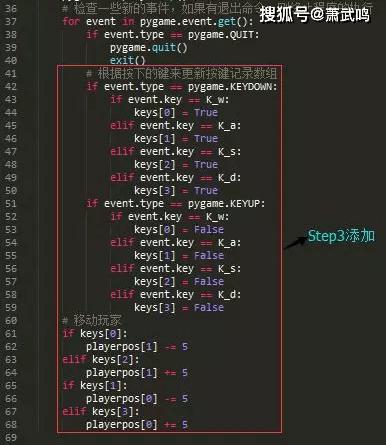 Python小游戏项目,兔子猎手教程,效果以及源码文件 第7张