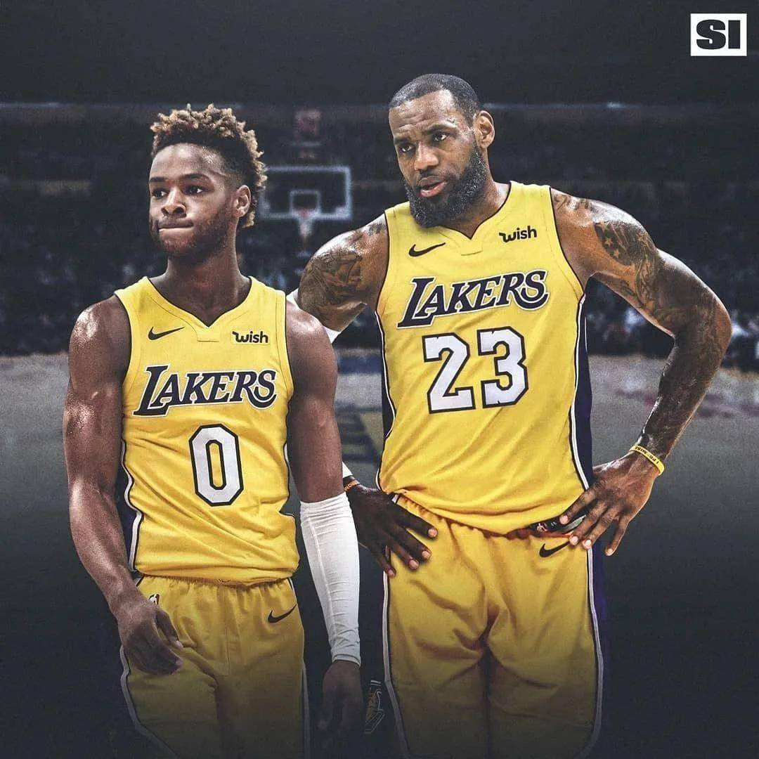 詹姆斯的大儿子,布朗尼根本进不了NBA