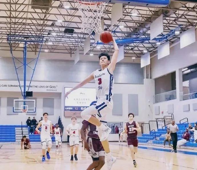 !历史首次!中国下一位NBA球员出现了