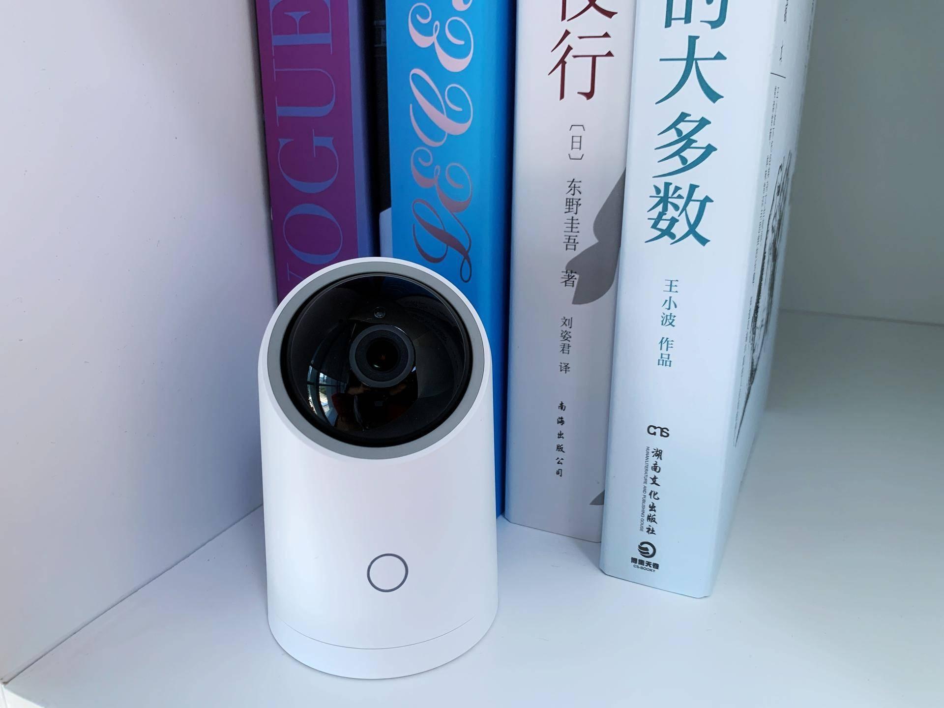 【华为智选】家中的智能哨兵-海雀AI摄像头体验