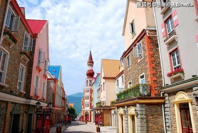 原创             一座充满异域风情的古镇,还有小成都的美称?让你仿佛身处欧洲!
