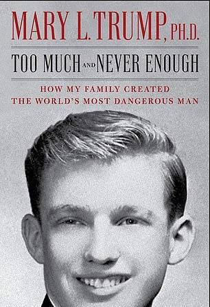 原创 特朗普或起诉自己的亲侄女:她出版的新书里,将爆料家族的黑历史