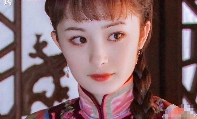 曾经评选古装四大美女,虽然没有刘亦菲,随便一位都是倾国倾城