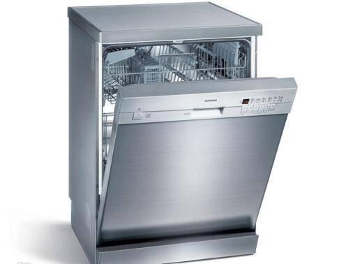 洗碗机深受消费者喜爱