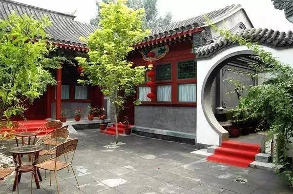 四合院,框出一片中国人独有的天地