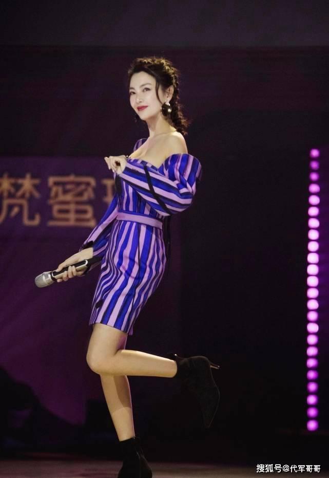 《浪姐》中最有实力的女星,万茜第六,张雨绮第二,宁静排第几?
