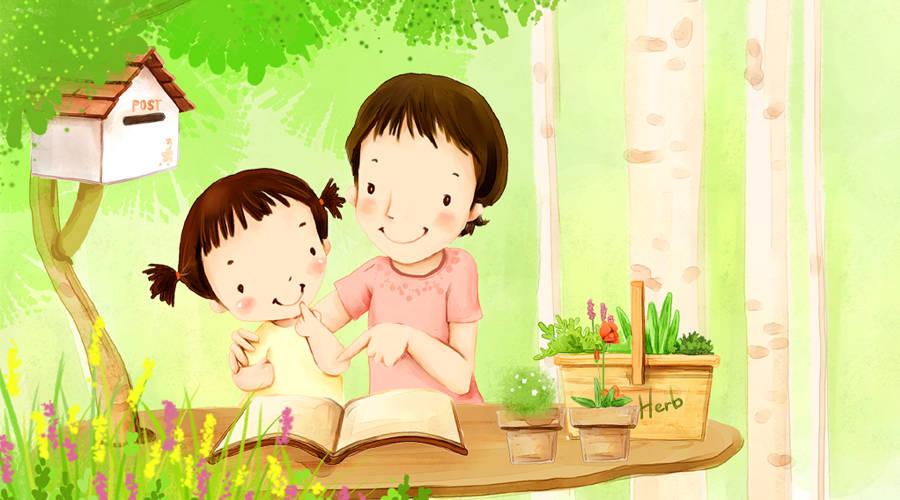 0-6岁孩子的家庭教育指导「家长必看(图1)