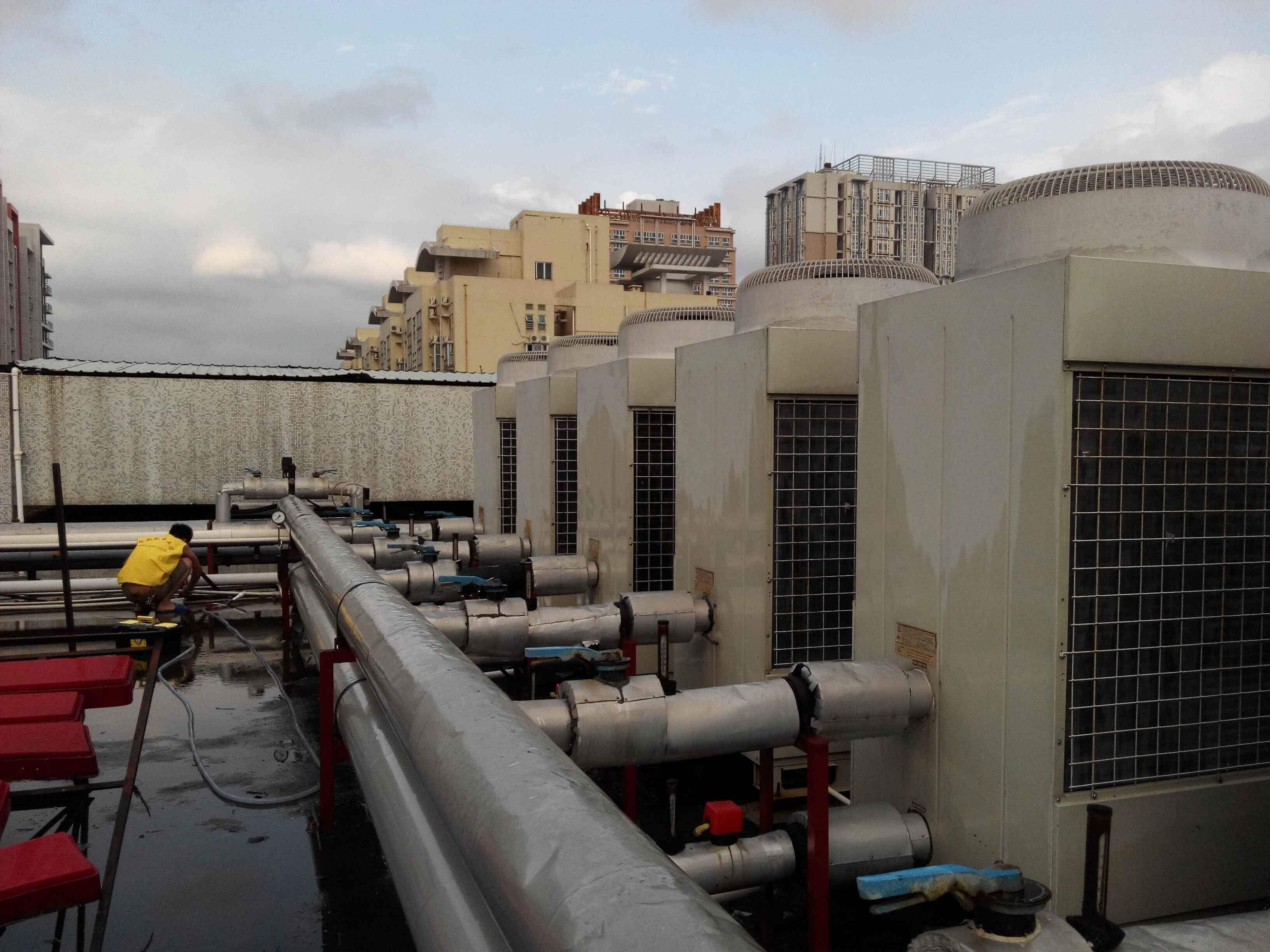 OPE体育:郑州商用中央空调维修价格