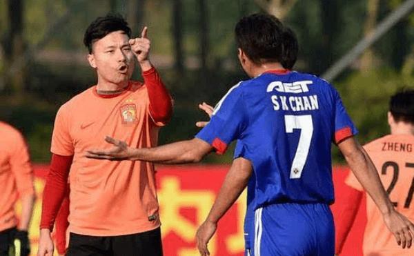 驳斥广州恒大在为国养士的说法,引入艾克森等球员是为增强实力