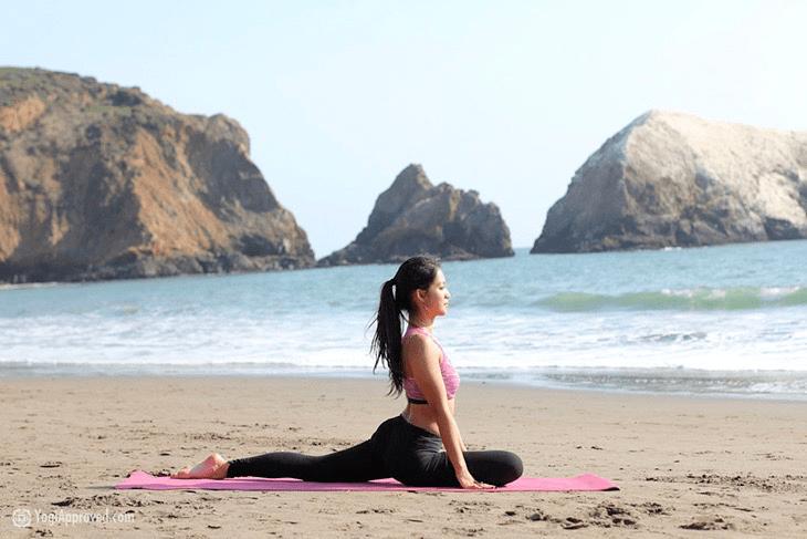 清晨瑜伽六体式,每天10分钟,打造好气色,看起来更年轻_工作 知识百科 第5张