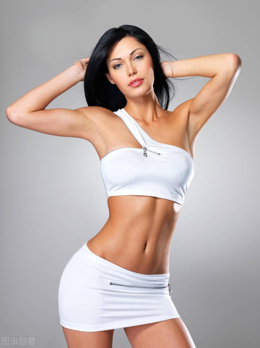 5个高效虐腹训练,隔天一次,练出女神的马甲线 减肥误区 第1张