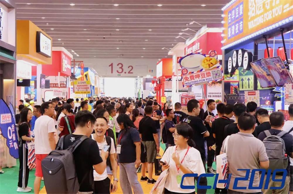 广州餐饮加盟展:来CCH广州餐饮加盟展发掘粉面品类红利