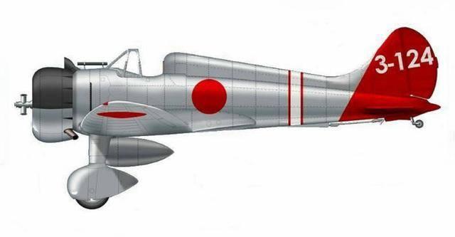 """""""白底膏药旗""""并非日本二战战斗机的标准色:花花绿绿各有大不同"""