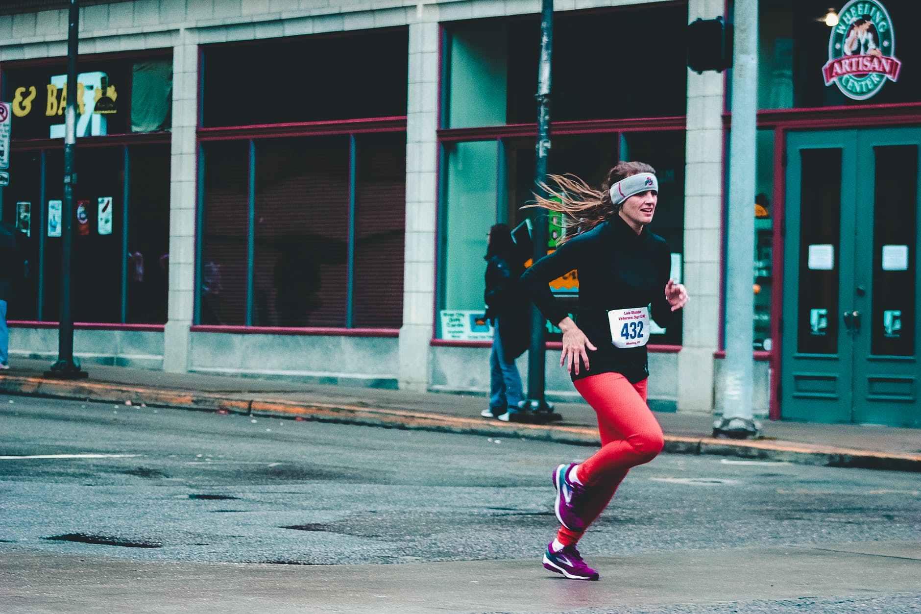 一周慢跑四五次、每次七八公里,居然没瘦,3招破困局! 增肌食谱 第1张