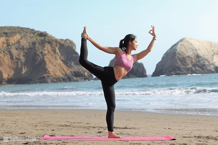 清晨瑜伽六体式,每天10分钟,打造好气色,看起来更年轻_工作 知识百科 第4张
