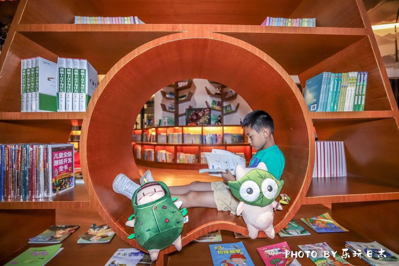 全南最美的书吧,赣南唯一图书主题网红景点,还是亲子的好去处