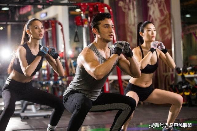 坚持健身到底为了什么?4个理由,你会拒绝吗? 动作教学 第1张