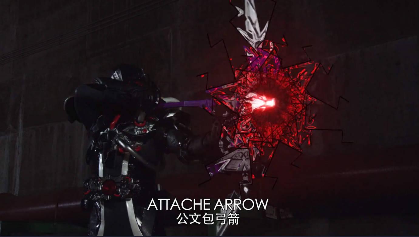 """假面骑士01:亚克零号称""""时王二代"""",因为他们都有一个共同点_武器"""
