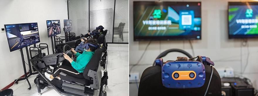幻影竞速:VR眩晕攻克,VR学车面临新机遇