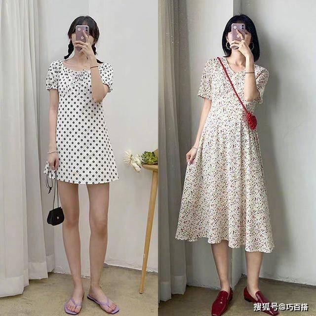 """百穿不腻的""""小清新""""搭配,上身减龄又时尚,正是少女该有的容貌"""