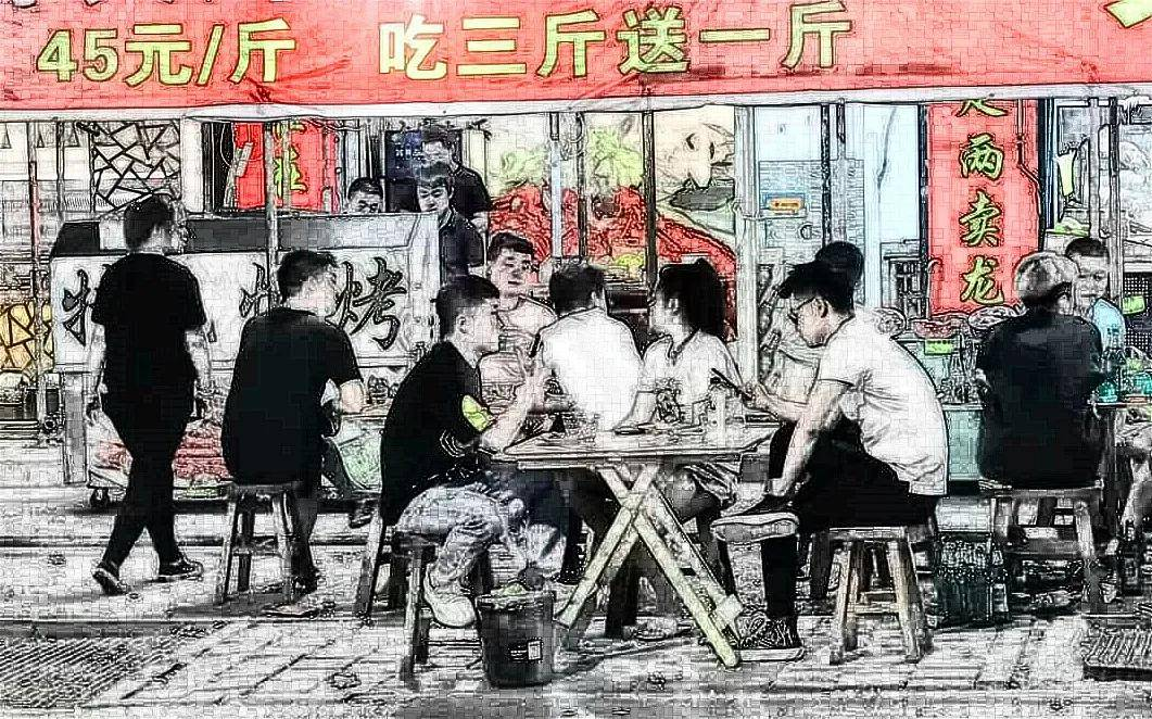 """「痛点」才能甩掉包袱轻装前行,李连源:当下小餐饮变""""痛点""""为""""爽点"""